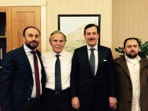 Başkan Tok'tan Ankara Çıkarması