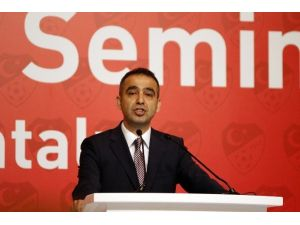 """Kuddusi Müftüoğlu: """"Uılenberg Türk Hakemlerinin Gelişmesini Sağladı"""""""