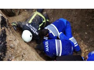 Malatya'da Toprak Kayması: 1 Ölü