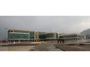 ODÜ Mssf Binası Yeni Döneme Hazır