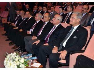 AB Bakanı Bozkır Sivil Toplum Örgütleri İle Bir Araya Geldi