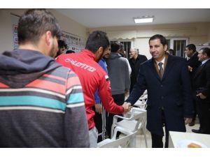 Belediye Başkanı Metin Baydilli, Şampiyonluk Sözü İstedi