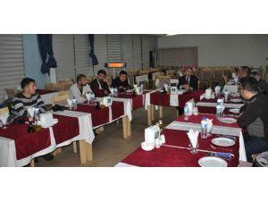 Başkan Aksoy'dan 2015 Yılı Değerlendirme Toplantısı