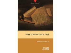 Doç. Dr. Gültekin'in Kitabı Atatürk Kültür Merkezi Tarafından Basıldı