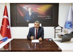 Başkan Gürkan, 2015'in En Başarılı Başkanları Arasında Yer Aldı