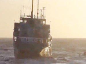 """Sahil Güvenlik'ten """"Albatros Harekatı""""yla, uluslararası sularda, tarihi bir operasyon"""