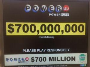 ABD'de Powerball Loto Tarihinde Rekor