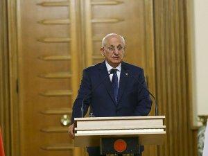 TBMM Başkanı İsmail Kahraman: Yeni anayasa için Meclis'teki dört partiye mektup göndereceğim