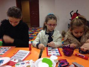 Bulvar AVM'de Temalı Çocuk Atölyeleri