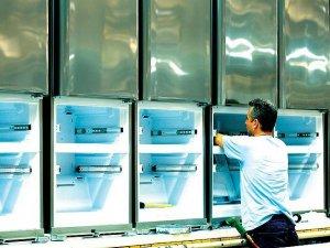 Takvim etkisinden arındırılmış sanayi üretimi Kasım ayında yüzde 3,5 arttı.