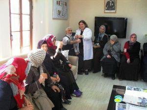 İzmit Belediyesi'nden Emeklilere Sağlık Kontrolü