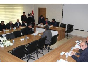 Cihanbeyli Belediyesi, 2016 Yılının İlk Meclis Toplantısını Yaptı