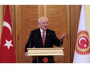 Meclis Başkanı Kahraman'dan Liderlere Mektup