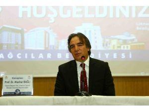 """Prof. Dr. Mazhar Bağlı: """"Toplumsal Dayanışma Duygusunun Azalması Ciddi Tehlikedir"""""""