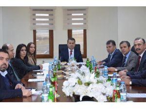 OSB Müteşebbis Heyetinin 2016 Yılı İlk Toplantısı Yapıldı