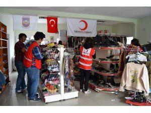 Silifke'de Sosyal Marketten 6 Ayda Bin 510 Aile Yararlandı