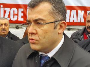 """AK Parti İl Başkanı Keskin'den """"Cuma İzni"""" Yorumu"""