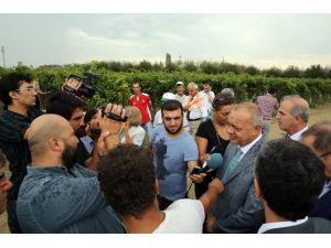 Başkan Ergün Çalışan Gazeteciler Günü'nü Kutladı