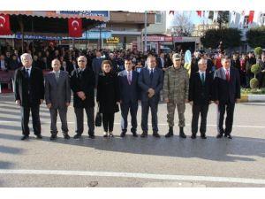 Erzin'in Düşman İşgalinden Kurtuluşun 94. Yılı Kutlandı