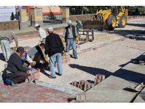 Tavşanlı Belediyesi Alt Yapı Çalışmalarını 2016 Yılında Tamamlamayı Hedefliyor
