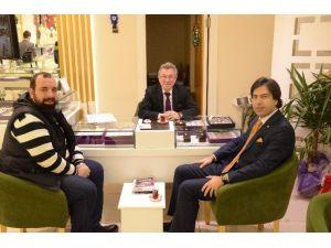 Bilecik Cumhuriyet Başsavcısı Şahiner'den İHA Ekibine Ziyaret