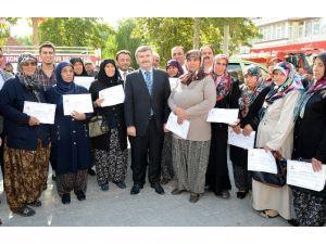 Konya Büyükşehir Belediyesi'nden Tarıma Ve Tarımsal Eğitime Destek