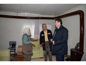 Damda Yaşayan Yaşlı Kadına Osmangazi Belediyesi'nden Sıcak Yuva