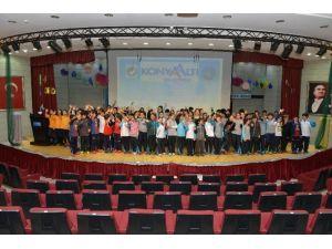 Konyaaltı'nda Öğrencilere 'Çevre' Dersi