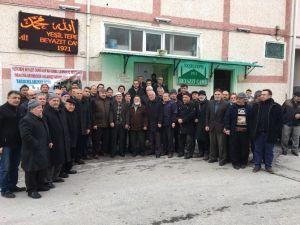AK Parti Tepebaşı İlçe Teşkilatı Yeşiltepe Mahallesinde