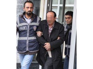 Boşandığı Karısının Evinden Para Kasasını Çalınca Tutuklandı