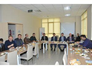 40 Sporcu Yarıyıl Tatilini Kırıkkale'de Geçirecek