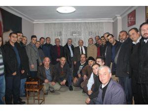 AK Parti Çankırı İl Başkanı Celal Kaman'dan Ilgaz Ziyareti