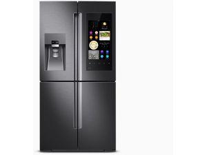 Samsung'dan kadınlara özel büyük ekranlı buzdolabı