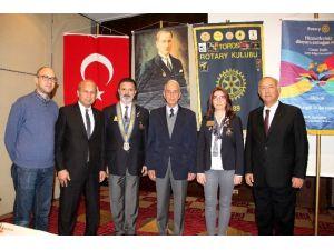 Toros Rotary'de 'Mersin'in Kurtuluşu' Konuşuldu
