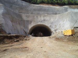 Esenköy-armutlu Tünelleri 2017'de Tamamlanacak