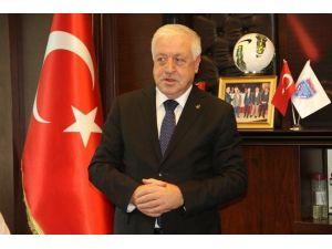 Milletvekili Ahmet Uzer, 10 Ocak Çalışan Gazeteciler Günü Kutladı