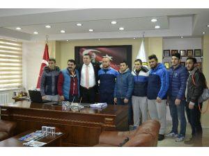 Alaplılı Güreşçiler Türkiye Şampiyonasına Katılıyor