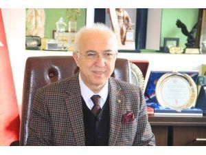 Kayseri Ticaret Odası Başkanı Mahmut Hiçyılmaz, 10 Ocak Çalışan Gazeteciler Günü'nü Kutladı