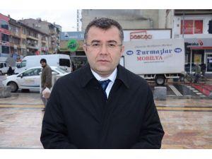 AK Parti İl Başkanı Keskin, CHP'li Vekilin Maskeli Eylemine Cevap Verdi