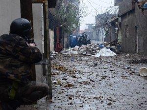 Cizre ve Sur'da terör saldırısı: 2 şehit
