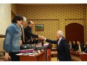 Başkan Saraçoğlu, Kütahya İl Genel Meclis Toplantısı'na Katıldı