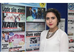 KMÜ'de 105 Yıllık Spor Manşetleri Sergisi