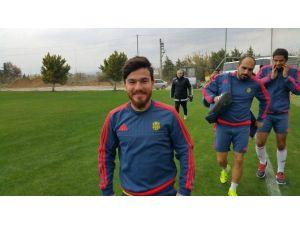 Alima Yeni Malatyaspor Hazırlıklarını Sürdürüyor