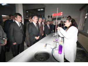 Yenişehir'e Yeni Laboratuvar