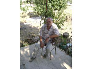 Emekli işçi balkonunda vurulmuş halde bulundu