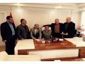 Sendika İle Belediye Arasında 'Tis' İmzalandı