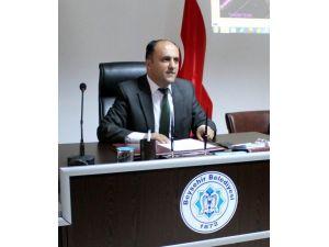 Başkan Özaltun, Yılın En Başarılı İlçe Belediye Başkanları Arasında