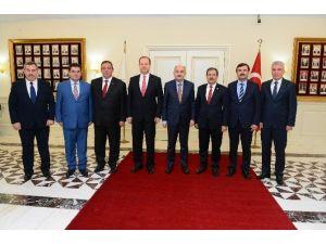 ETB Heyetinden Ankara Çıkarması