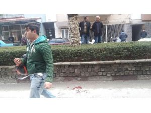 Nazilli'de Ehliyetsiz Motosiklet Sürücü Dehşeti