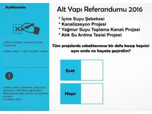 Edirne Referanduma Hazır